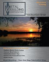 Metal Moulding Catalog