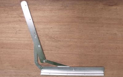 Large Stainless Steel Seat Back Hinge