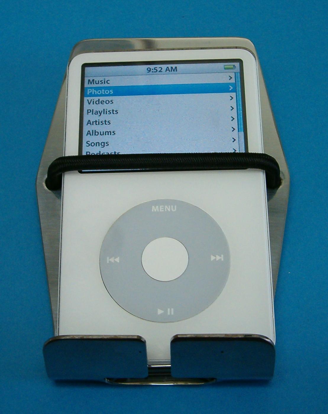 Mp3: MP3 Player Holder