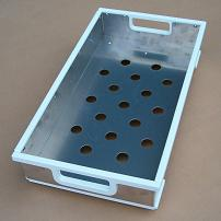 Metal Moulding Baitwell Tray