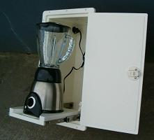 Metal Moulding Blender
